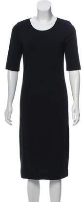 Diane von Furstenberg Meeson Midi Sheath Dress