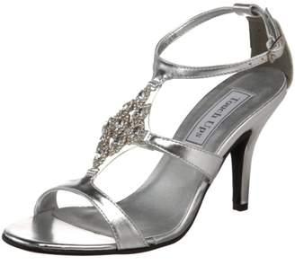Touch Ups Women's Damaris Manmade T-Strap Sandal