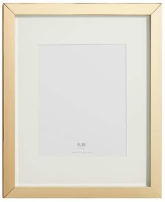 Pottery Barn Teen Metallic Gallery Frames, 8x10, Gold