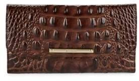Brahmin Melbourne Soft Checkbook Wallet $175 thestylecure.com