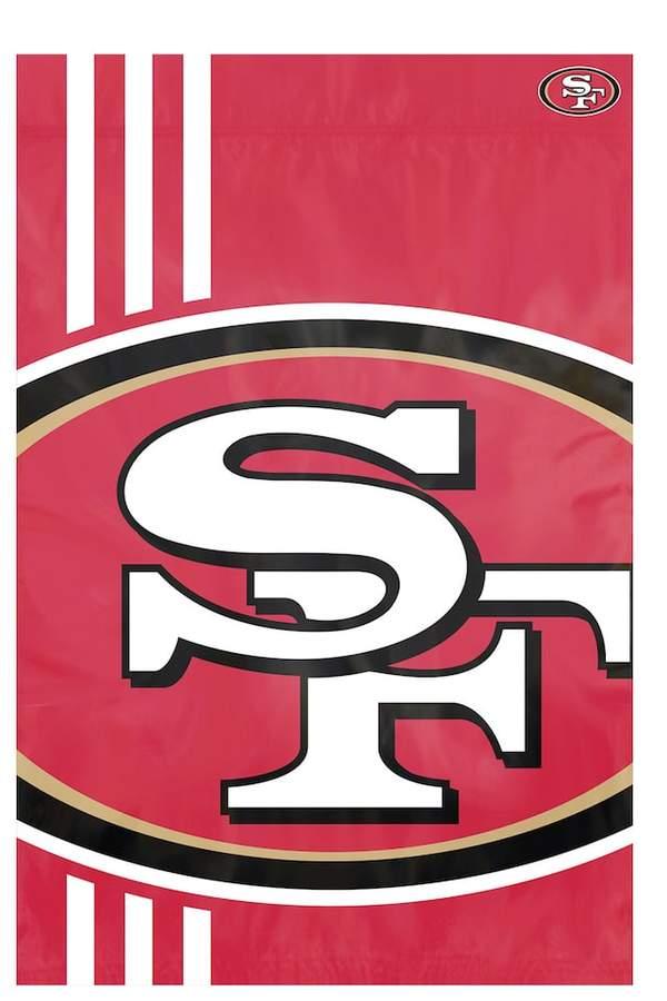 Kohl's San Francisco 49ers Bold Logo Banner Flag