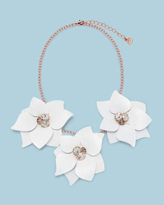 Ted Baker JAYANNA Jewelled blossom necklace