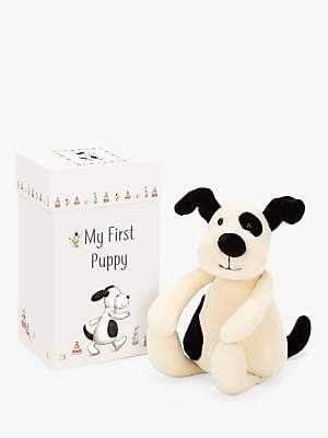 Jellycat My First Puppy Soft Toy