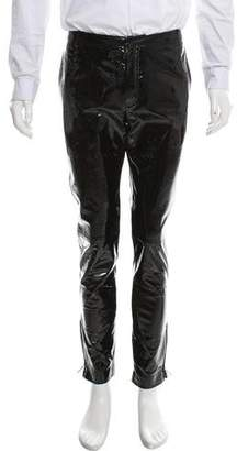 Gucci 2018 Patent Leather Pants w/ Tags