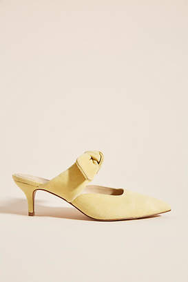 ba2425e2e5e1 Yellow Shoes Kitten Heel - ShopStyle