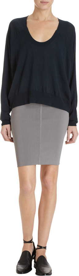 Alexander Wang Pencil Skirt