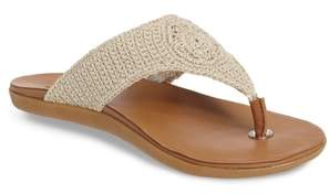 Sakroots Sarria Flip Flop