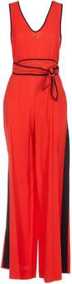 Diane von Furstenberg Diane Von Fur Tie Waist Maxi Dress