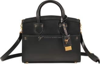 Giuseppe Zanotti Signature tote bag $1,116 thestylecure.com