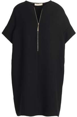 Vanessa Bruno Crepe Mini Dress