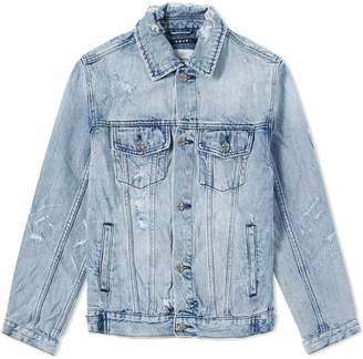 Ksubi Classic Smashed Jacket