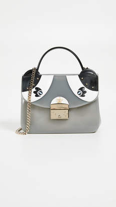 Furla Candy Ginger Meringa Mini Crossbody Bag