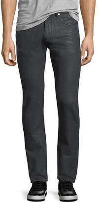 Helmut Lang Mr. 87 Coated Slim-Fit Jeans