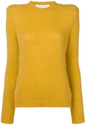 Philosophy di Lorenzo Serafini structured long sleeved top
