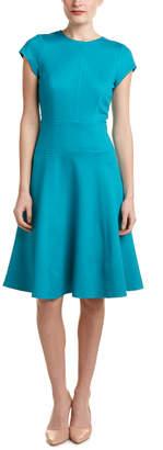 Nanette Lepore Ponte A-Line Dress