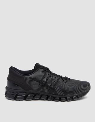 Asics Gel-Quantum 360 4 Sneaker in Dark Grey/Black