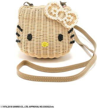 Nina Mew (ニーナ ミュウ) - nina mew パールキティラタンポシェット ニーナミュウ バッグ