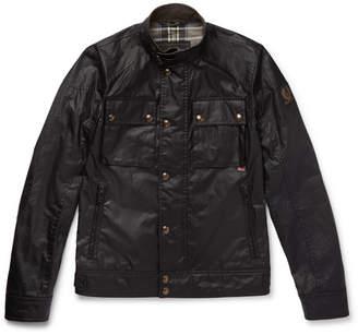 Belstaff Racemaster Waxed-Cotton Jacket - Black