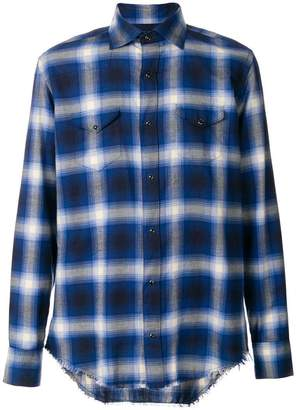 Eleventy checked shirt