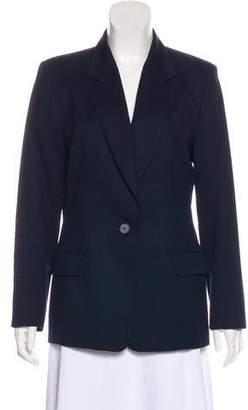 Pendleton Structured Wool Blazer
