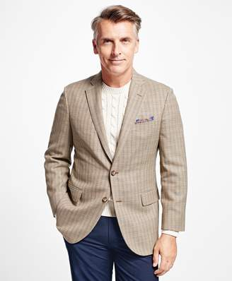 Brooks Brothers Madison Fit Houndstooth with Deco Sport Coat