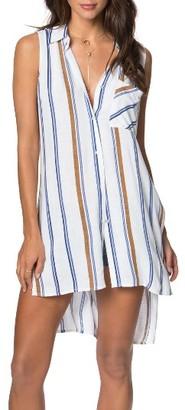 Women's O'Neill Maryana Stripe Tunic $54 thestylecure.com