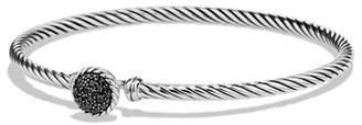 David Yurman Chatelaine Bracelet with Black Diamonds