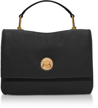 Coccinelle Liya Genuine Leather Satchel Bag