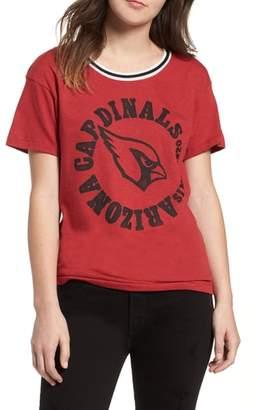 Junk Food Clothing NFL Cardinals Kick Off Tee