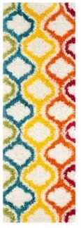 Safavieh Patterned Multicolor Rug