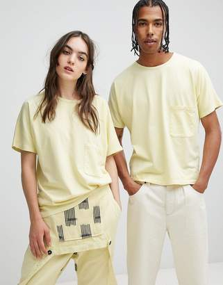 Seeker Pocket T-Shirt in Heavyweight Organic Cotton