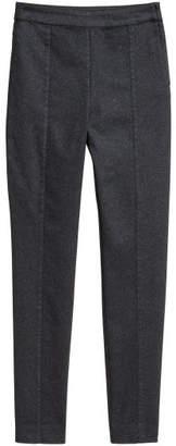 H&M Slim-fit Pants - Gray