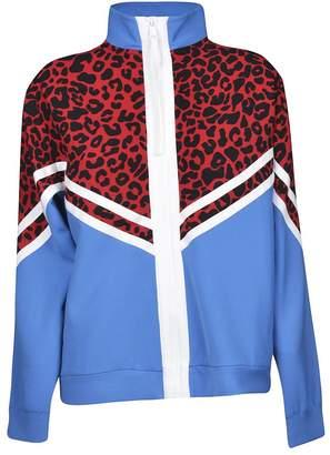 N°21 N.21 Leopard Print Track Jacket