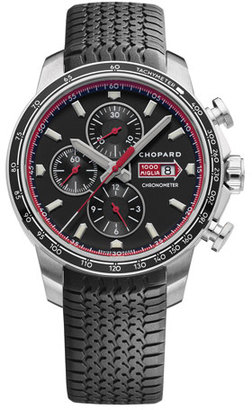 Chopard Men's Mille Miglia 44mm Classic Racing Chronograph Watch $6,740 thestylecure.com