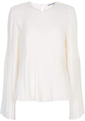Elizabeth and James Seena Pleated Blouse