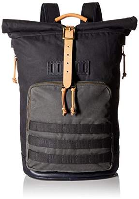 Fossil Men's Defender Roll Top Backpack