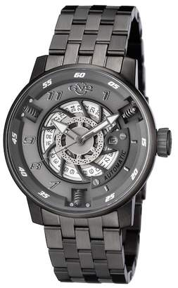 Gevril Men&s Motorcycle Sport Bracelet Watch $3,395 thestylecure.com
