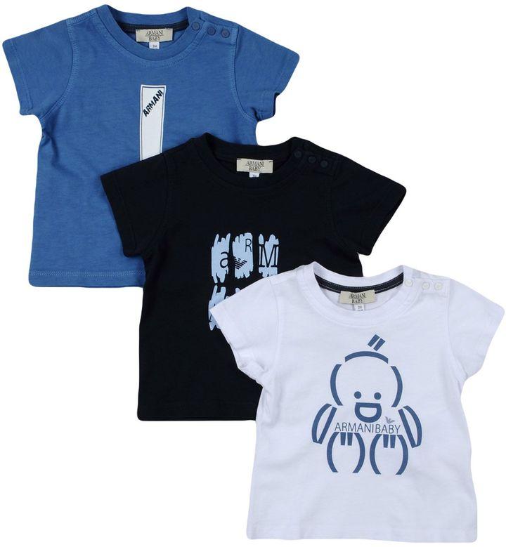 Armani JuniorARMANI JUNIOR T-shirts