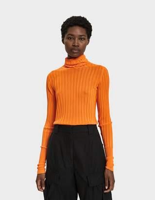 Hope Shape Turtleneck Sweater