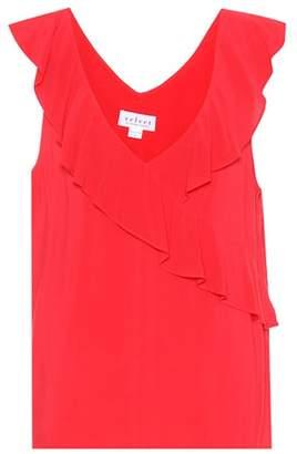 Velvet April sleeveless top