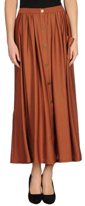 M.Grifoni Denim Long skirt