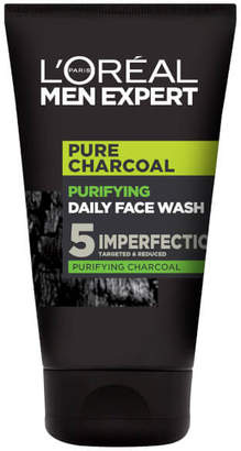 Paris Men Expert Men Expert Pure Charcoal Purifying Daily Face Wash 100ml