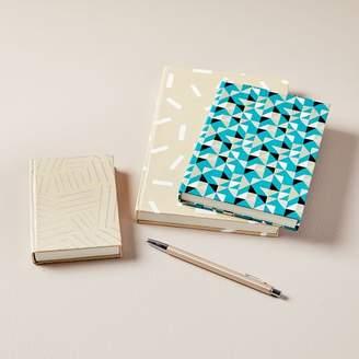 west elm Printed Pattern Notebooks