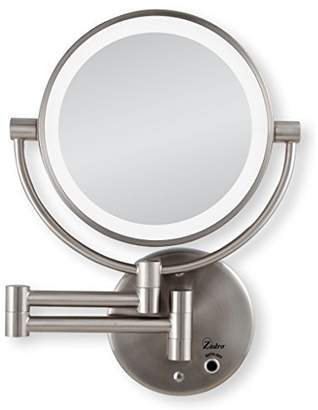 Zadro Cordless Led Lighted Wall Mount Mirror
