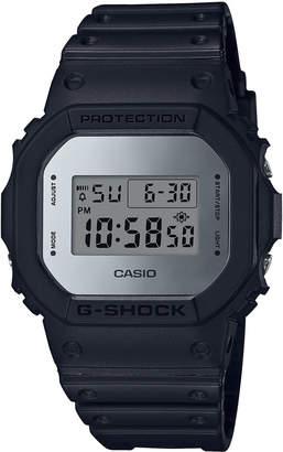 G-Shock Men's Digital Black Resin Strap Watch 42.6mm