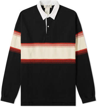 Remi Relief Stripe Rugby Shirt