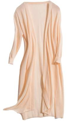 Goodnight Macaroon 'Hebe' Sheer Long Open Cardigan (4 Colors)