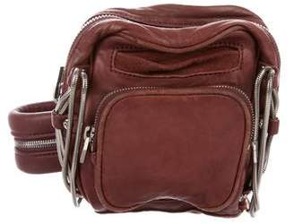 Alexander Wang Leather Brenda Crossbody Bag