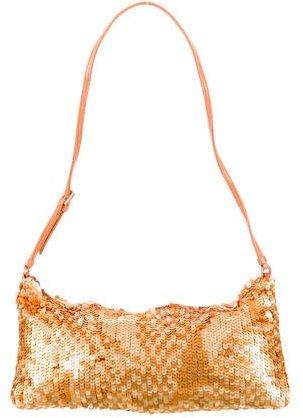 pradaPrada Multicolor Sequin Shoulder Bag