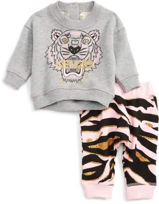Kenzo Tiger Sweatshirt & Sweatpants Set